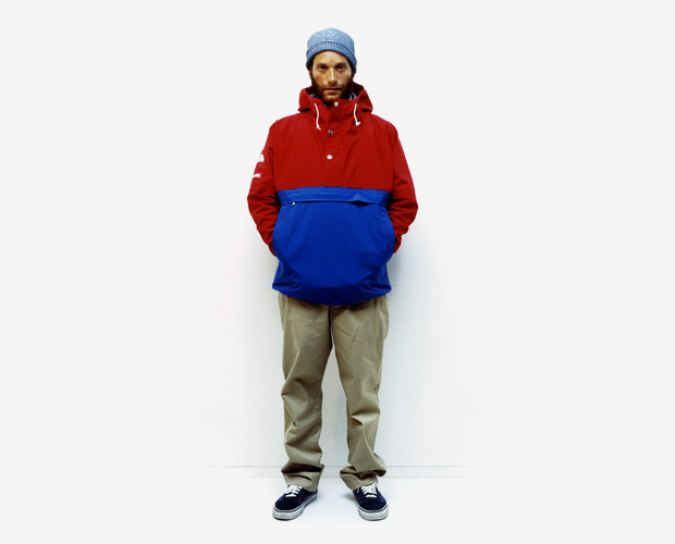 supreme north face expedition pullover