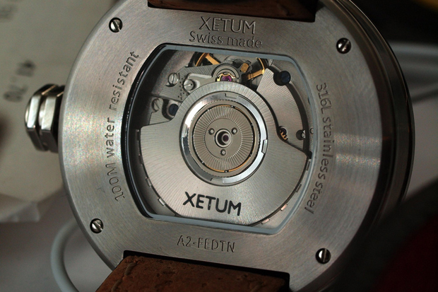 xetum tyndall watch 2