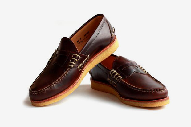 yuketen 2010 ss country loafer The Coffee Run: 5 Office Fashions For Men
