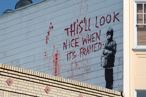 banksy san francisco