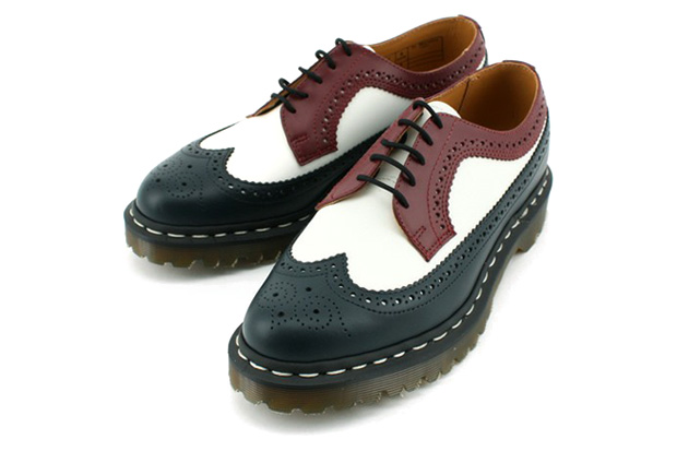 beams dr martens 2010 springsummer collection longwing oxford