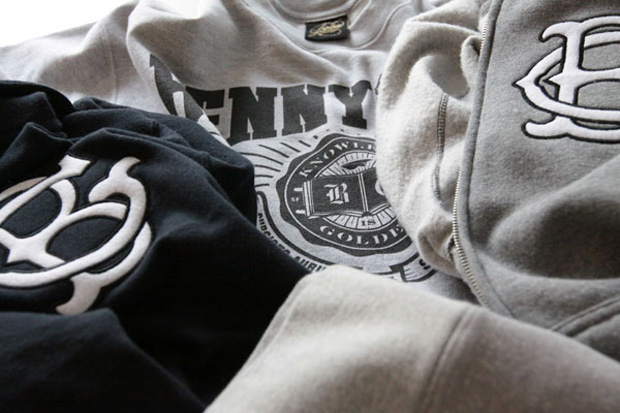 benny gold 2010 springsummer fleece preview