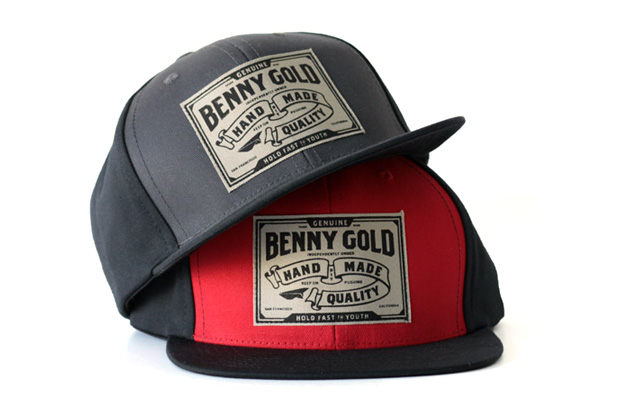 benny gold 2010 springsummer headwear collection