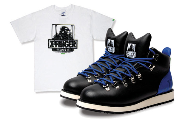 doublepark xlarge fingercroxx 10th anniversary collection