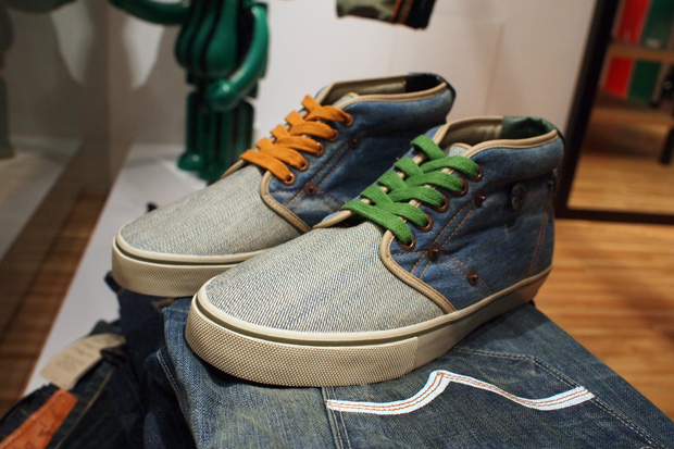 dr romanelli levis 2010 springsummer california beach collection chukka