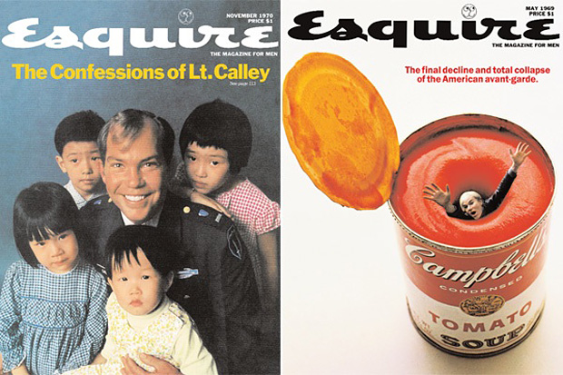 george lois esquire covers moma book