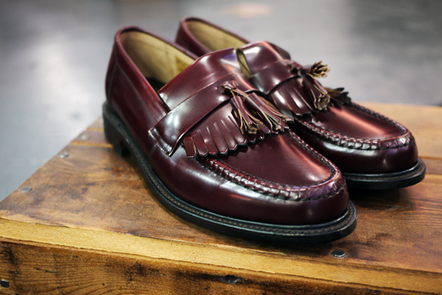 loake brighton oxblood colorway