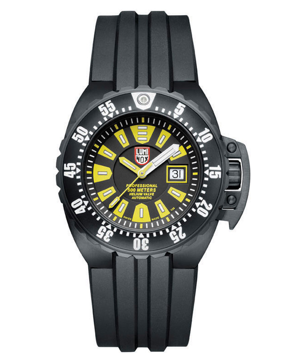 luminox deep diver watch