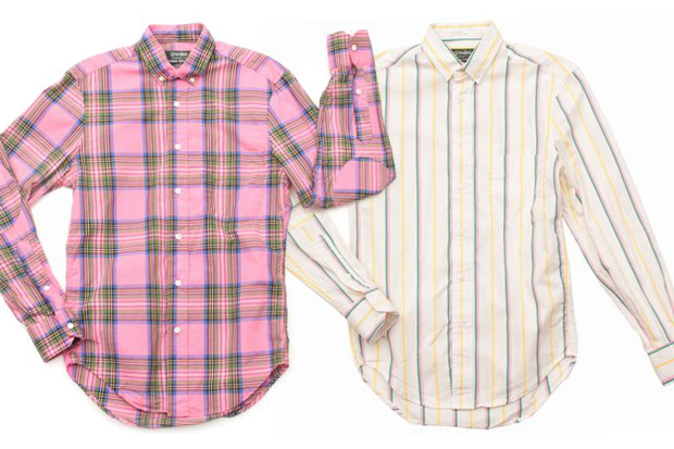 gitman bros opening ceremony shirt collection