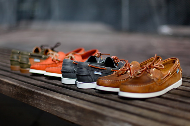 Ronnie Fieg x Sebago Dockside Collection for...