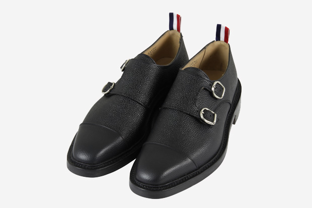 thom browne 2010 springsummer collection monkstrap shoes