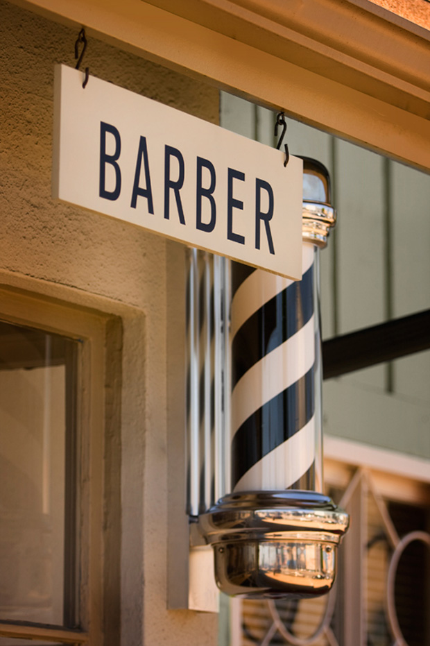 baxter finley barber shop