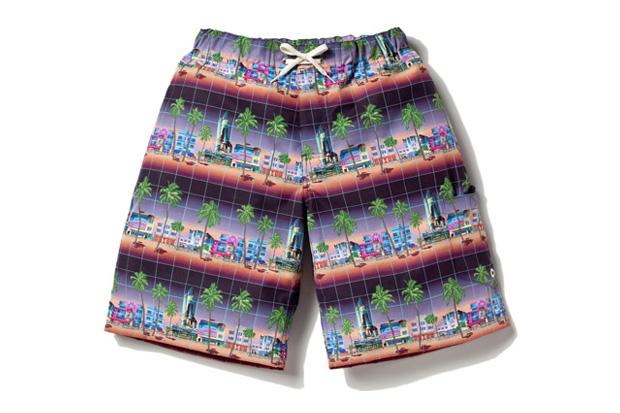 billionaire boys club 2010 springsummer miawaiian patterncollection