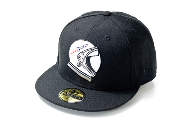 c6eaa281bbb4f Billionaire Boys Club x New Era Rocket Helmet Fitted Cap