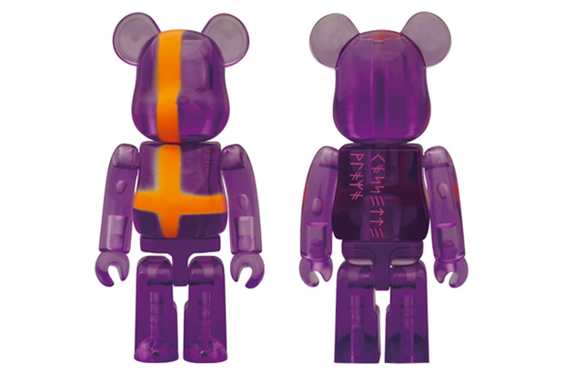 cassette playa medicom toy 100 bearbrick