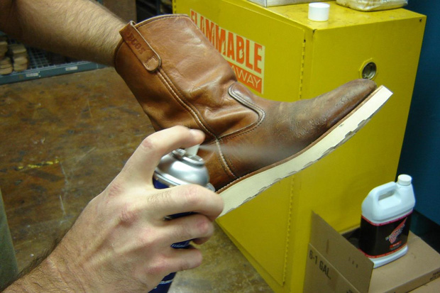 chris bray resoled red wing
