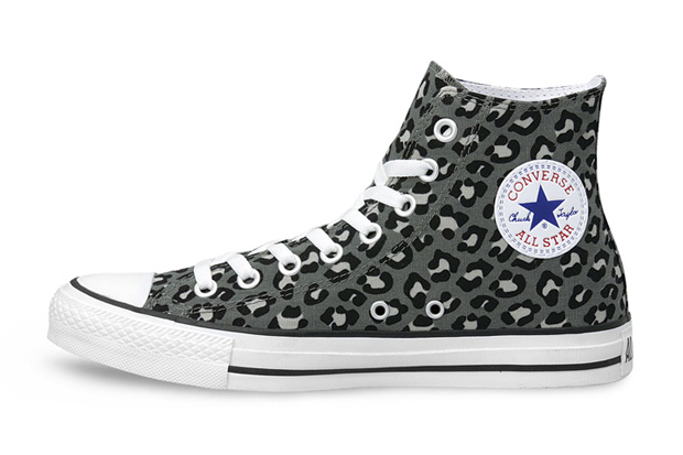 converse chuck taylor all star colorful leopard hi 1 Converse Chuck Taylor All Star Colorful Leopard Hi