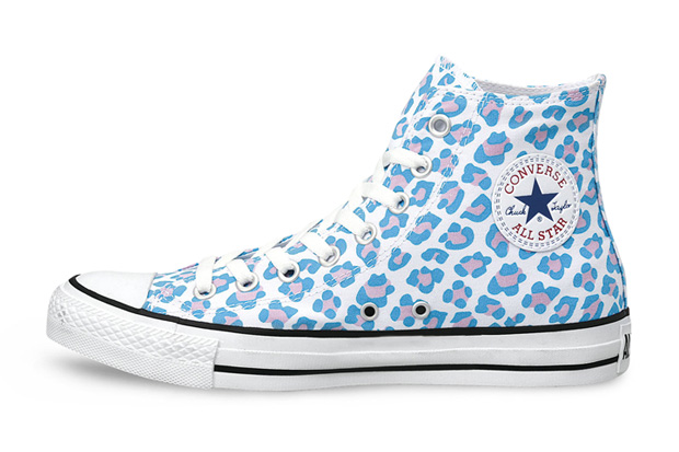 converse chuck taylor all star colorful leopard hi 3 Converse Chuck Taylor All Star Colorful Leopard Hi