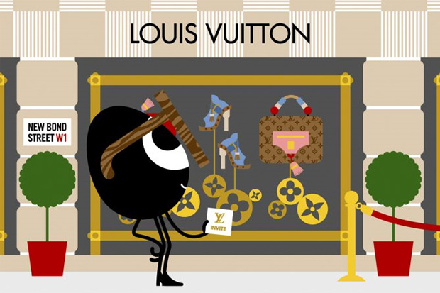 nowness darcels appointment louis vuitton