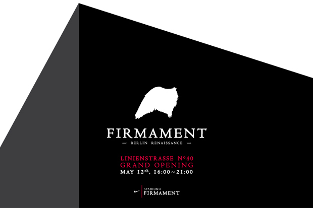 firmament berlin reopening
