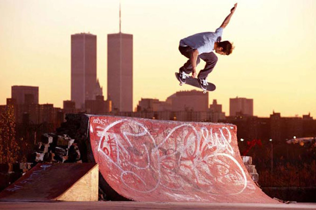 full bleed york city skateboard photography