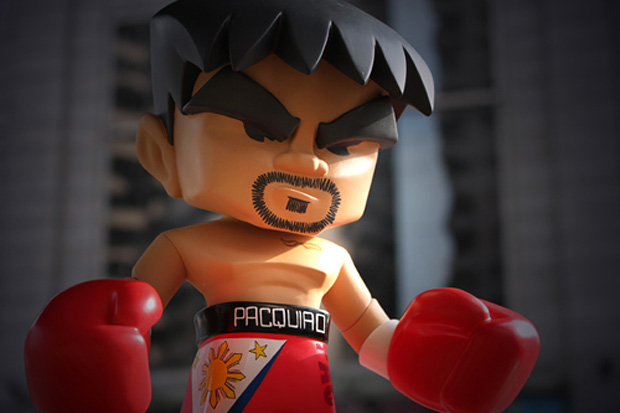 mindstyle manny pacquiao pop collection vinyl