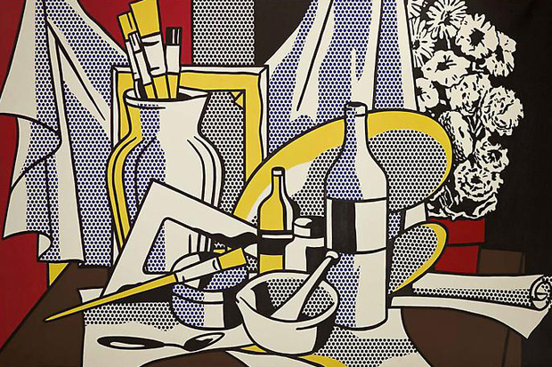 roy lichtenstein still lives exhibition 0a Roy Lichtenstein: Still Lifes Exhibition