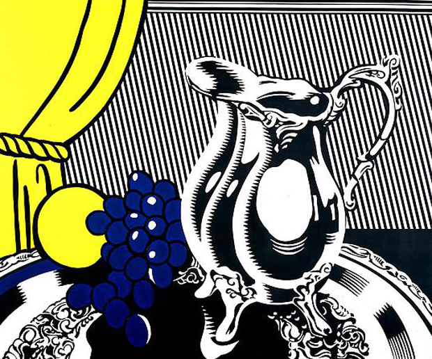 roy lichtenstein still lives exhibition 1a Roy Lichtenstein: Still Lifes Exhibition