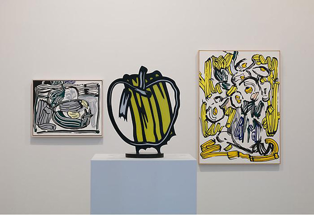 roy lichtenstein still lives exhibition 7 Roy Lichtenstein: Still Lifes Exhibition