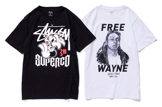 stussy 30th anniversary xxx tee group 3