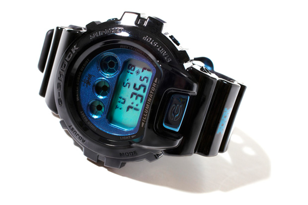 stussy casio gshock 30th anniversary watch