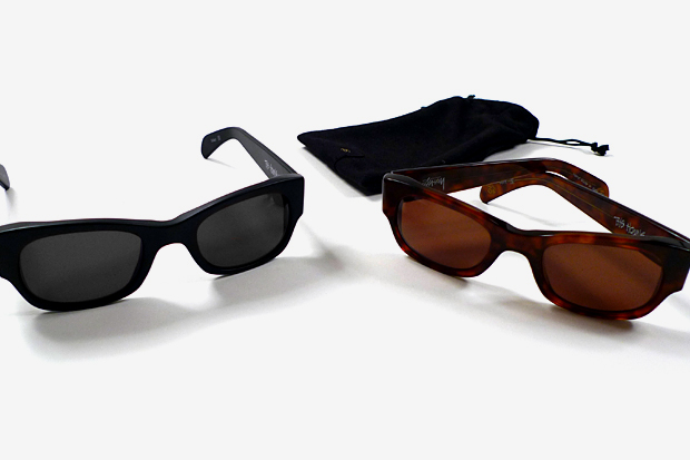 stussy deluxe 2010 springsummer collection houndslow sunglasses