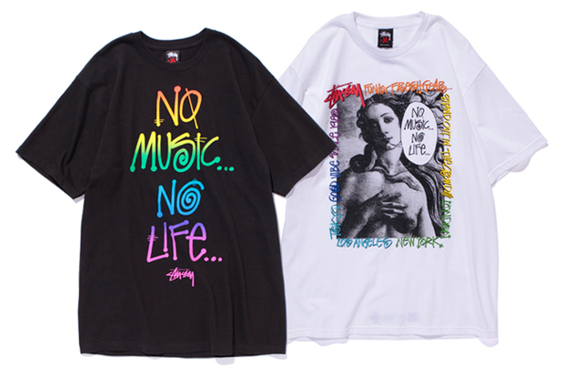 stussy tower records collection