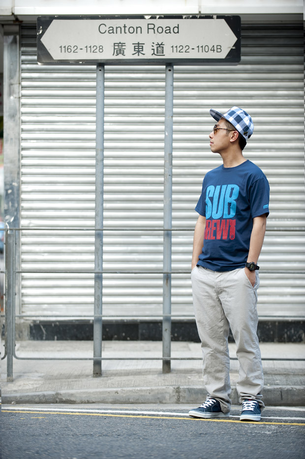 subcrew 2010 springsummer collection lookbook