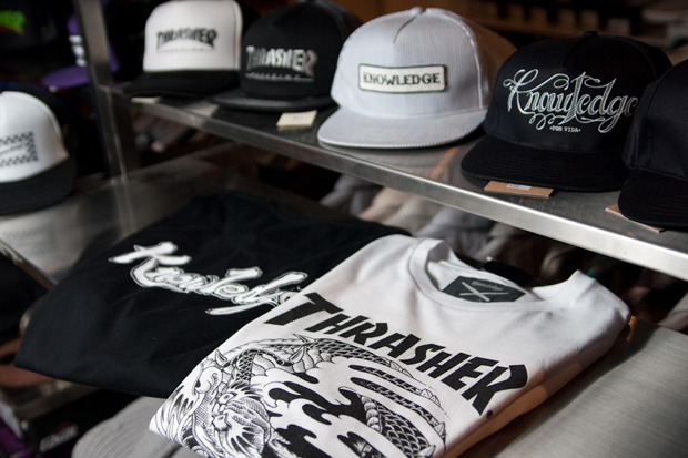 thrasher know1edge 2010 springsummer collection