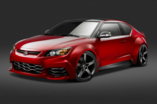 2011 Scion Tc Custom Build By Five Axis Hypebeast
