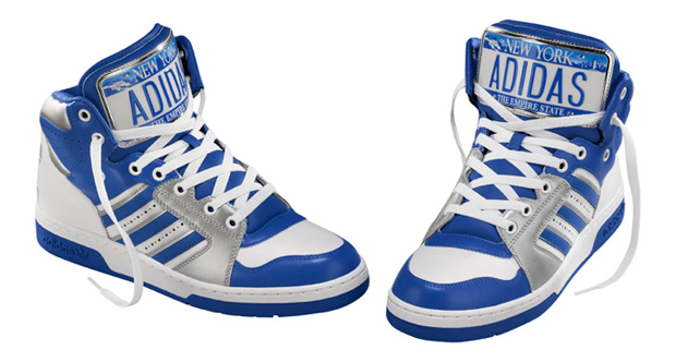81f5e71208f4 adidas Originals by Originals Jeremy Scott JS License Plate Leather ...