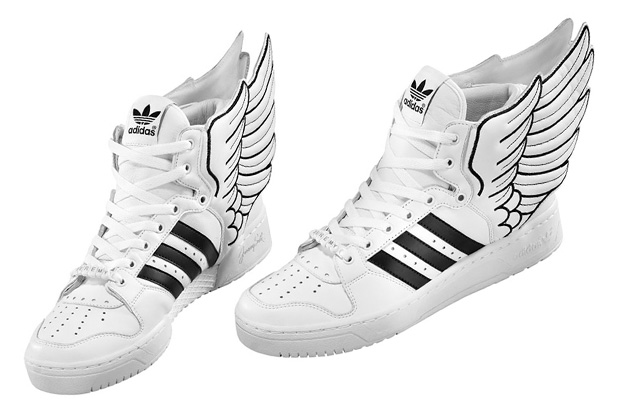 new style 56238 69d62 adidas Originals by Originals Jeremy Scott JS Wings 2.0 Leather ...