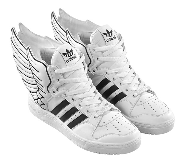 New Adidas Jeremy Scott Wings