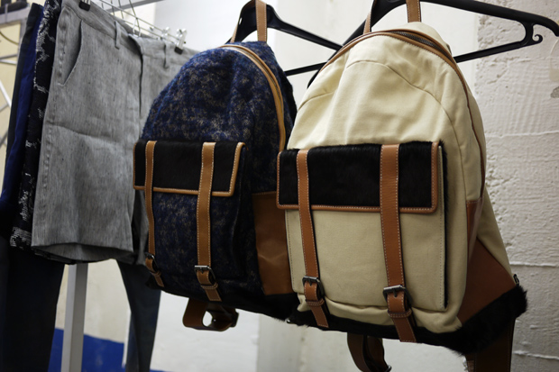 timo weiland 2011 springsummer collecton backpacks