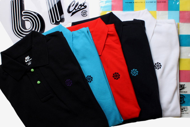 clot nike gs polo