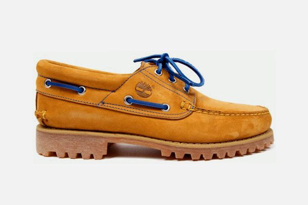 colette timberland boat shoe