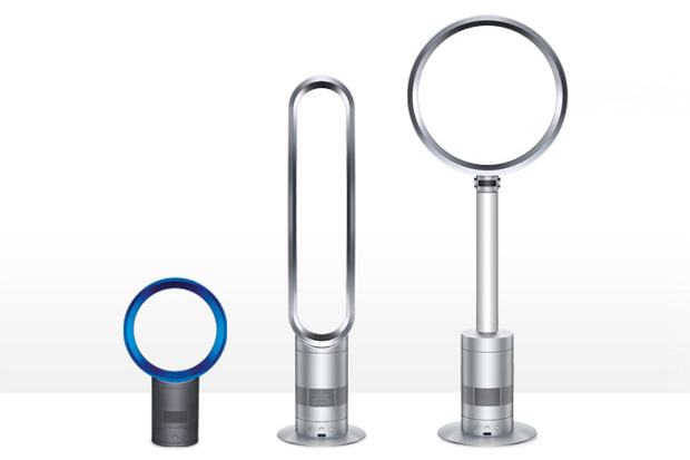dyson air multiplier tower pedestal fans