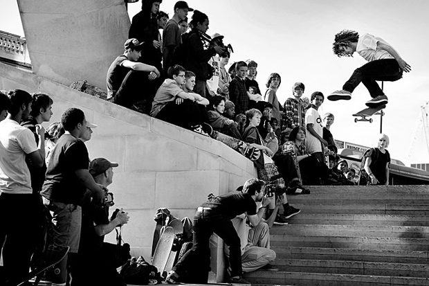 emerica presents wild streets london recap