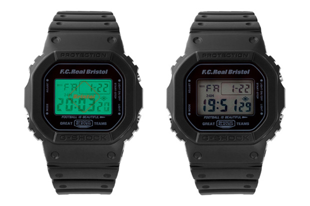 fcrb casio gshock dw5600 watch