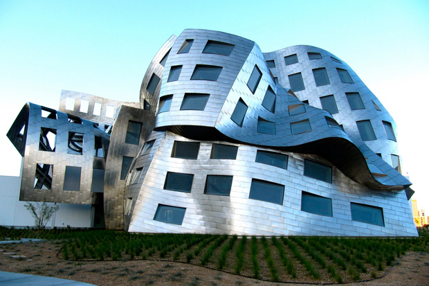 Frank gehry for las vegas cleveland clinic hypebeast for Cleveland school of architecture and design