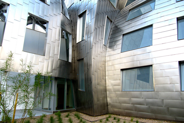 frank gehry las vegas cleveland clinic