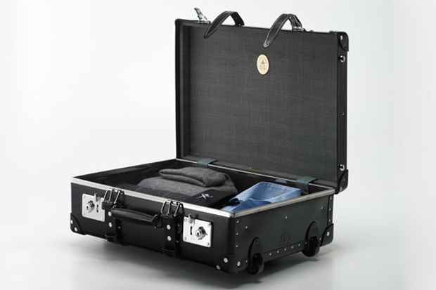 globetrotter hackett luggage collection