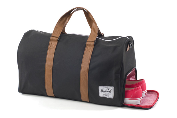herschel 2010 springsummer collection duffle