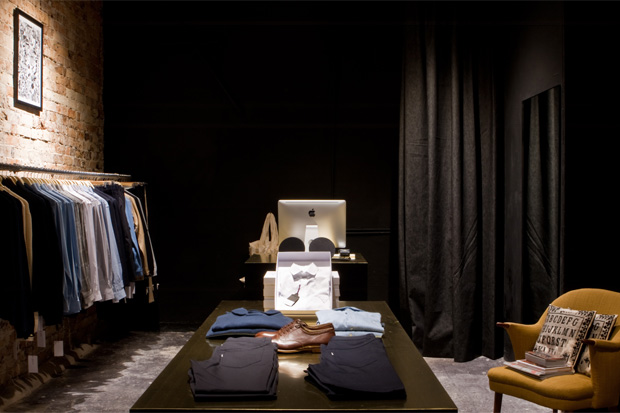 icarus sydney store opening